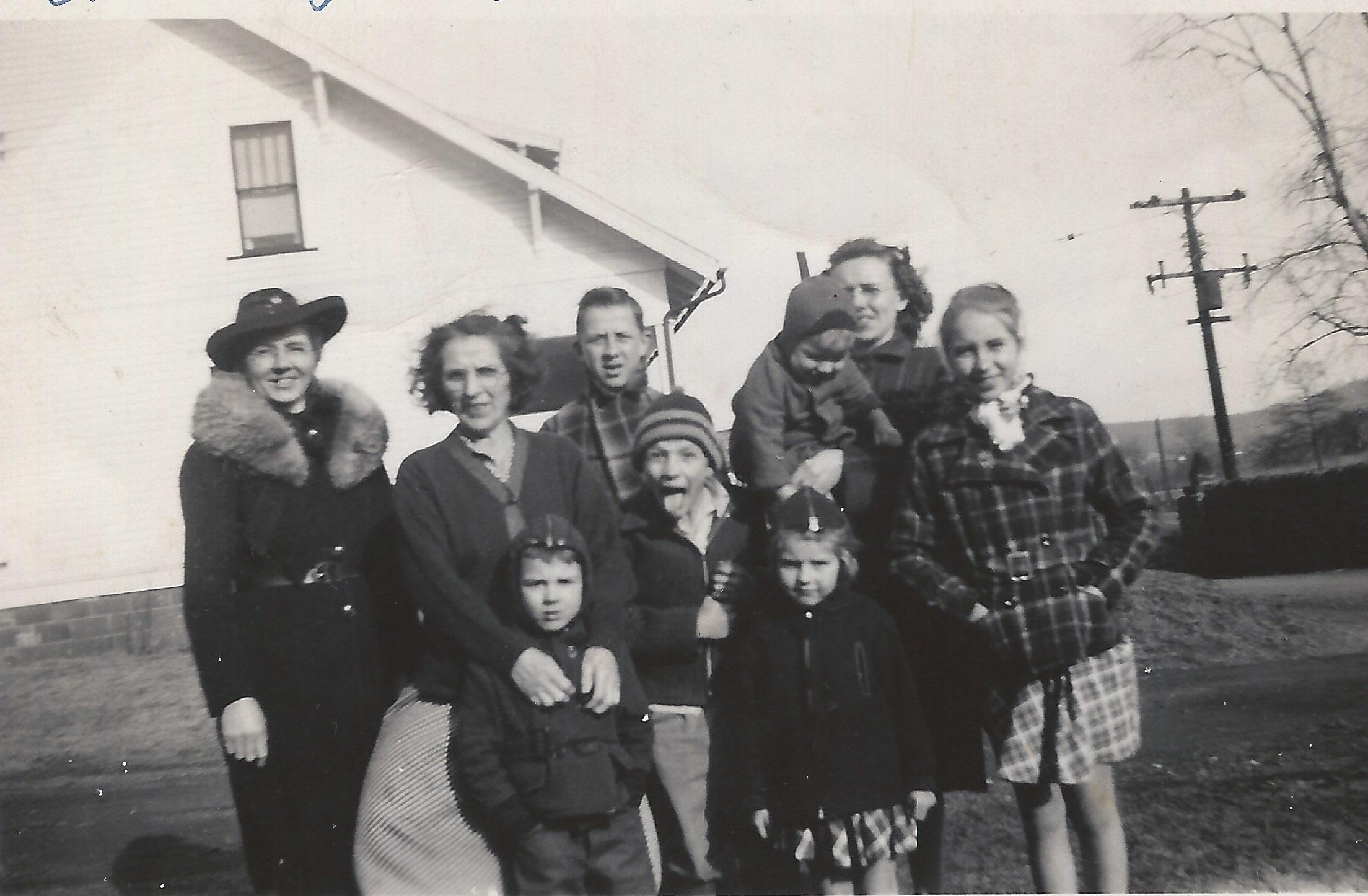 Grandma Howard '42