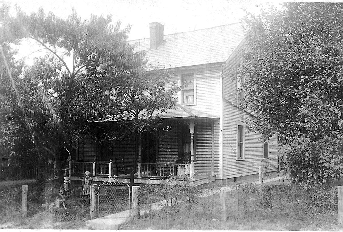 grandma howard house