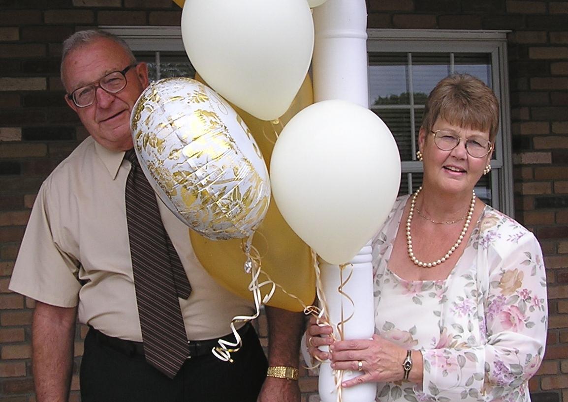 Jack & Kaye Walton (50th Anniversary) -- 2008