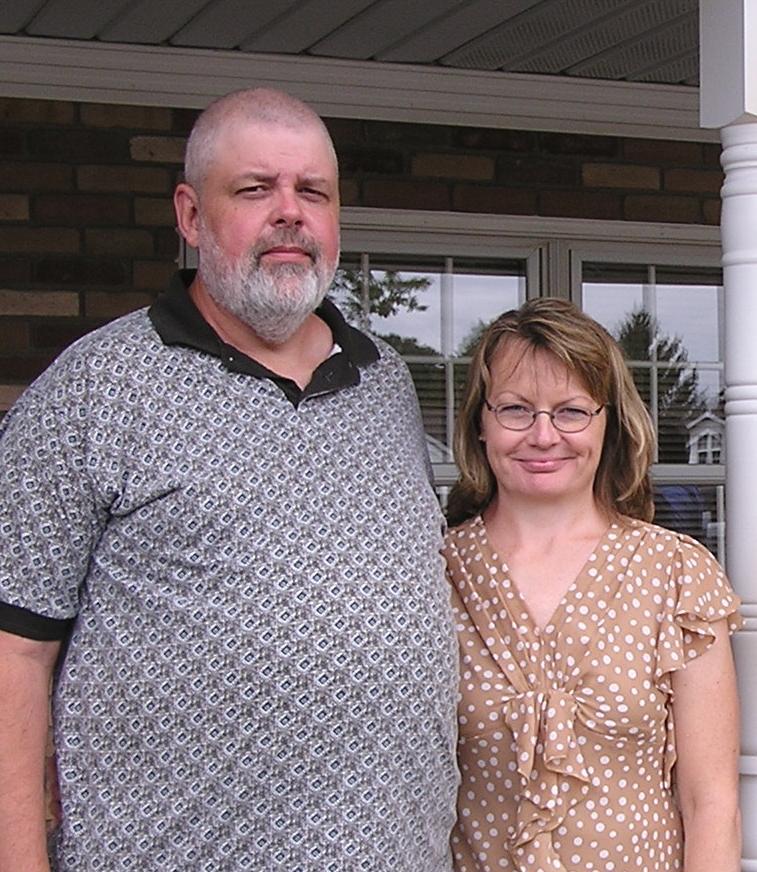 Jim & Brenda Harding -- Sept 2008