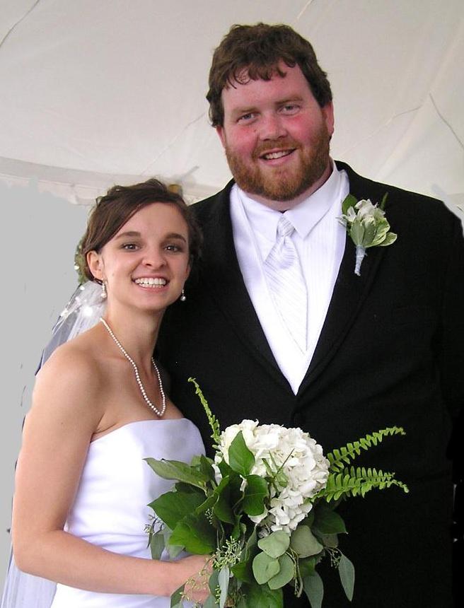 David & Alicia Harding --July 2009