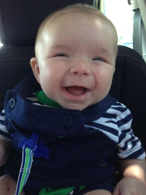 Jackson James Cummings (Zach's son) --born April 2013