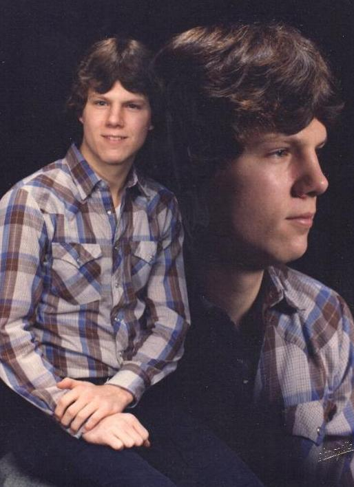 Michael Clinton Hanlon (1962 - 1985) -- November 1981