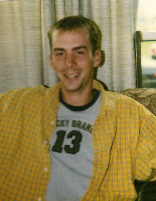 Jason Malterer (Dave's stepson) -- 2000