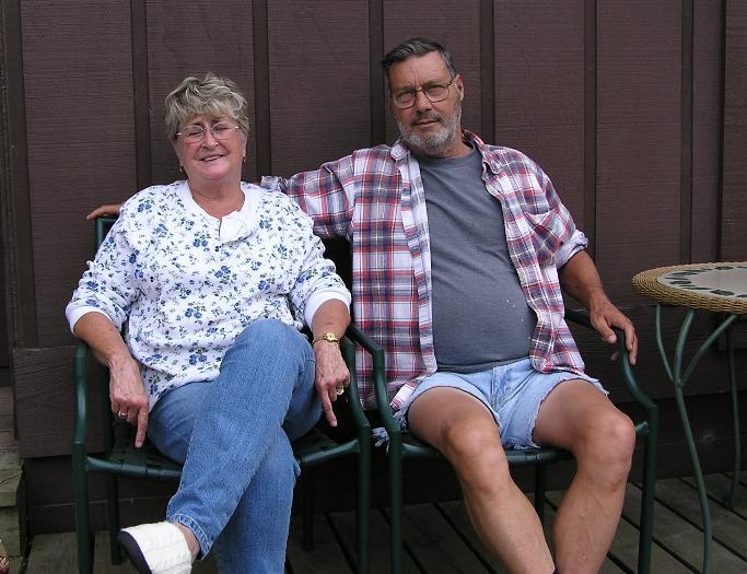 Jane & Dave Hanlon -- 2004