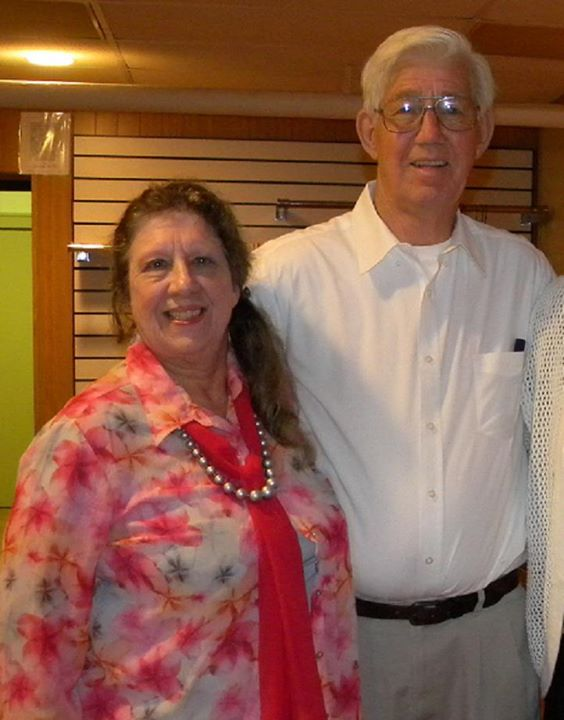 Bonnie & Don Hanlon -- 2012